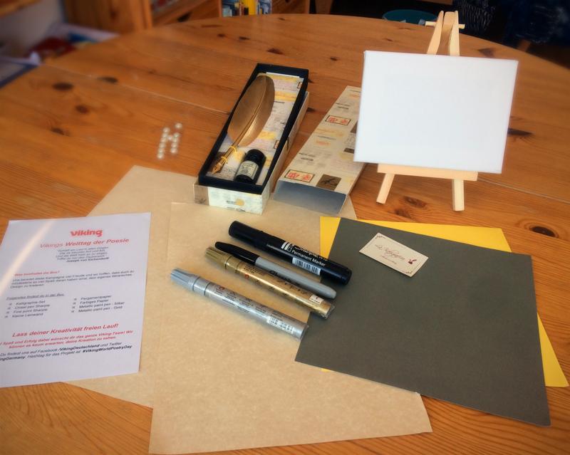 viking-box zum welttag der poesie
